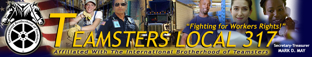 21. Local 317 Teamsters Care