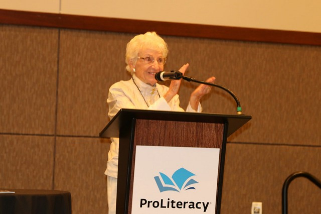 Adult Literacy 2015 Ruth Colvin
