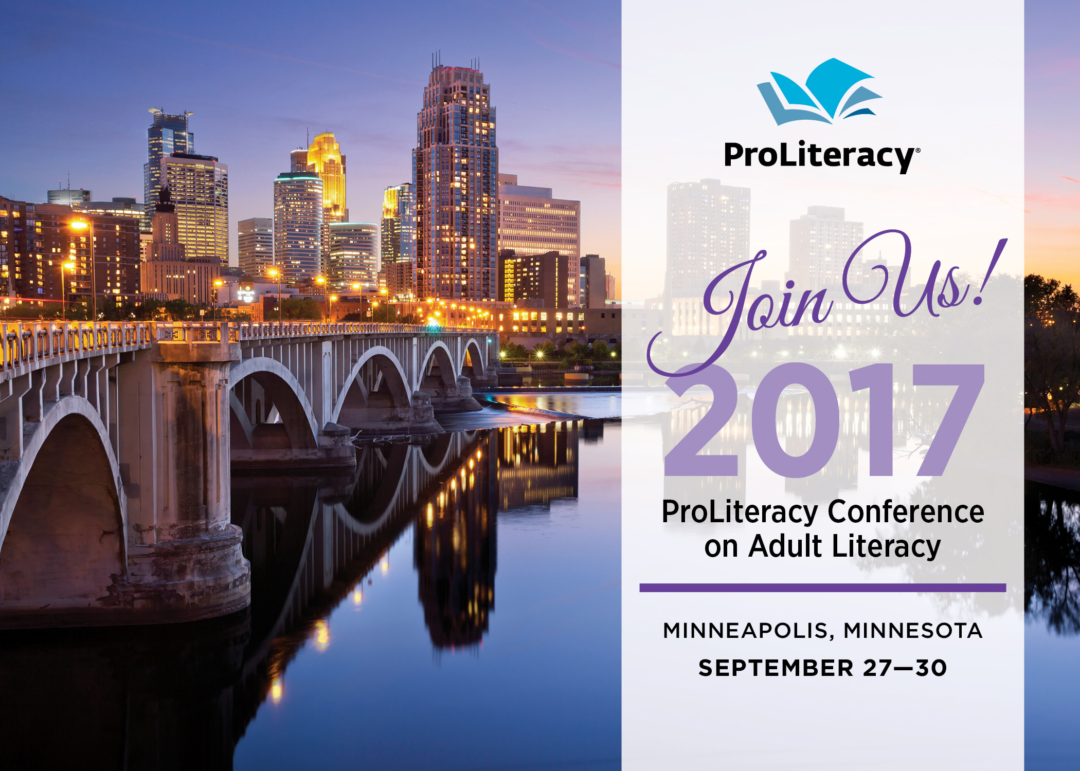 2017 ProLiteracy Conference