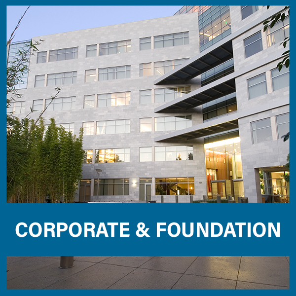 Corporate and Foundation