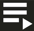 YouTube Playlist Icon Small