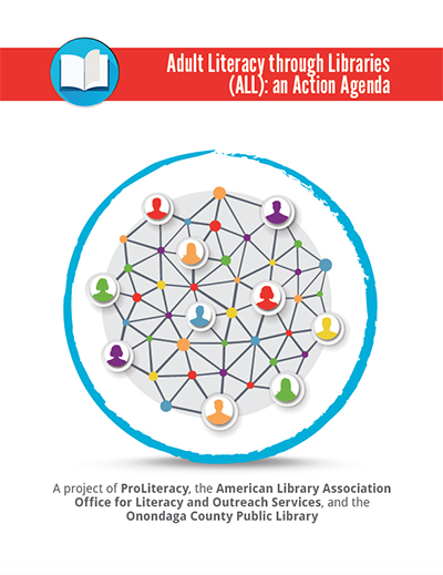 Download the Adult Literacy through Libraries Action Agenda